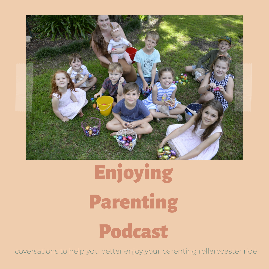 Welcome to the Rollercoaster Ride of Parenting Podcast